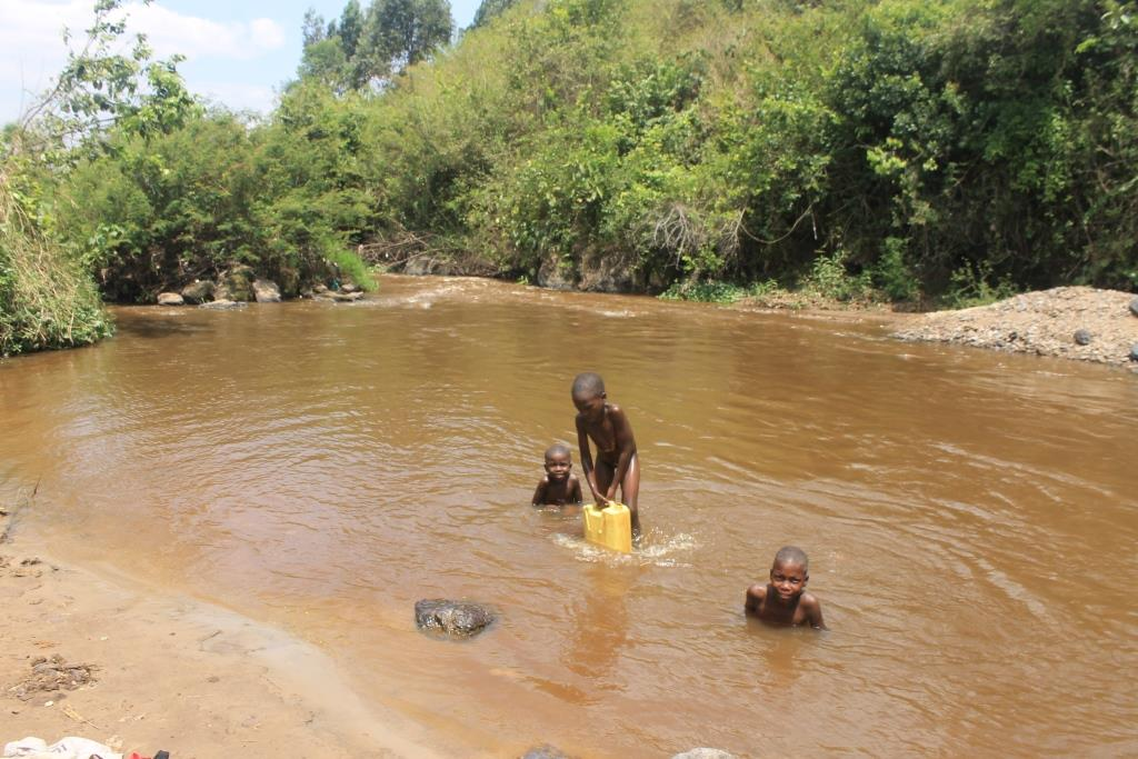 Road River: A photo story of a river dried by illegal land acquisitions