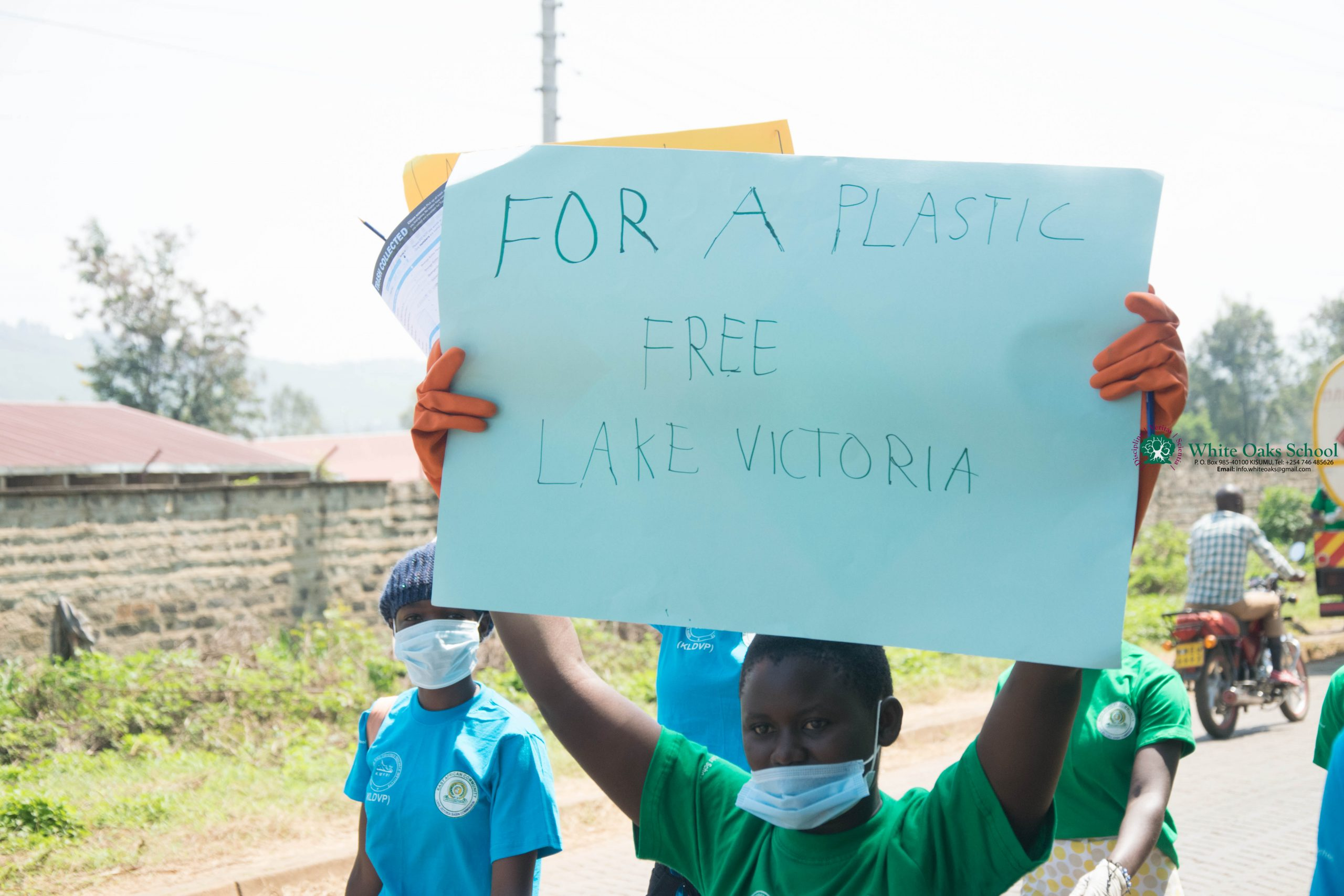 New app to help Kenyan youth collect and recycle plastic waste along lakeshores