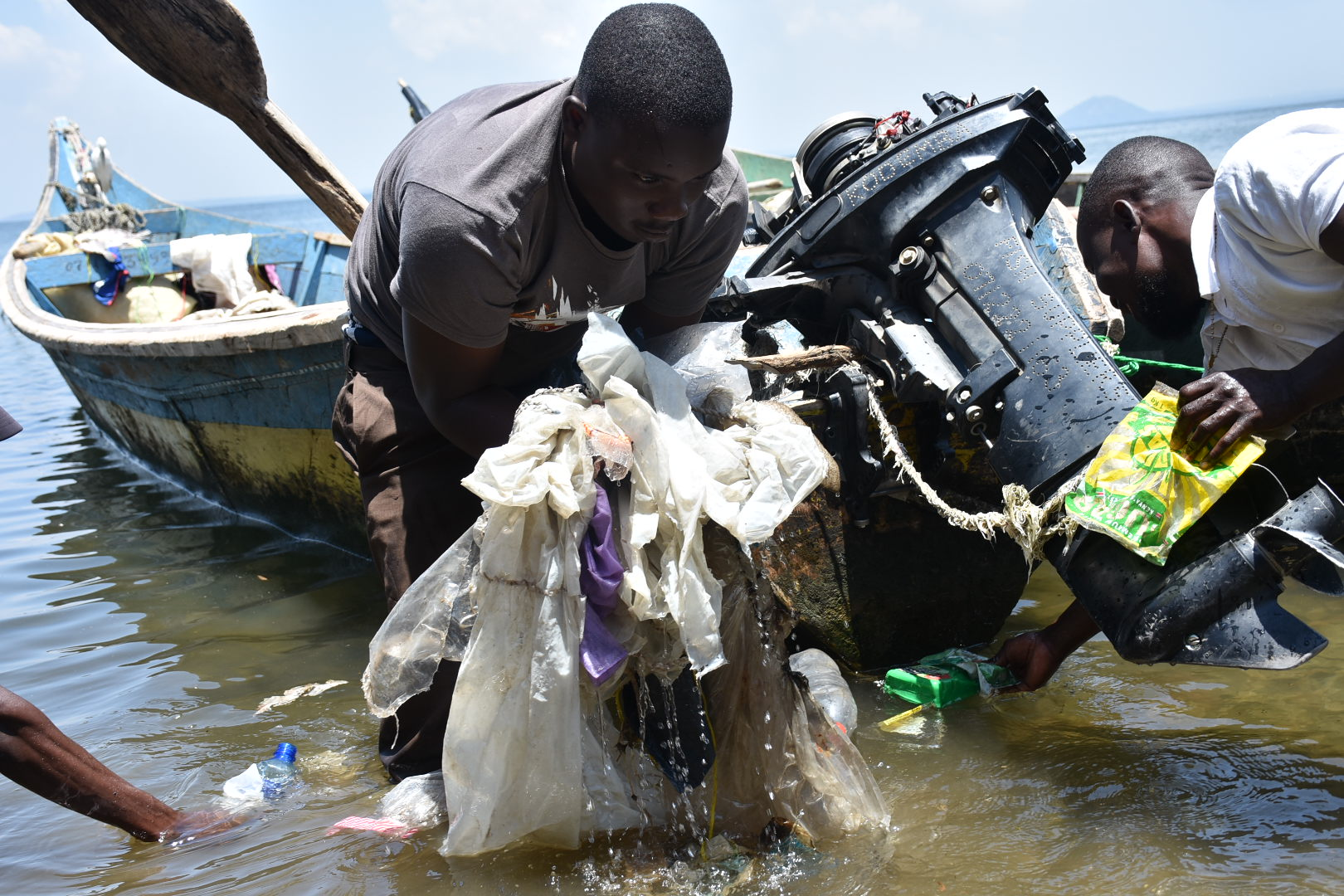 The pain that is plastic wastes in Lake Victoria