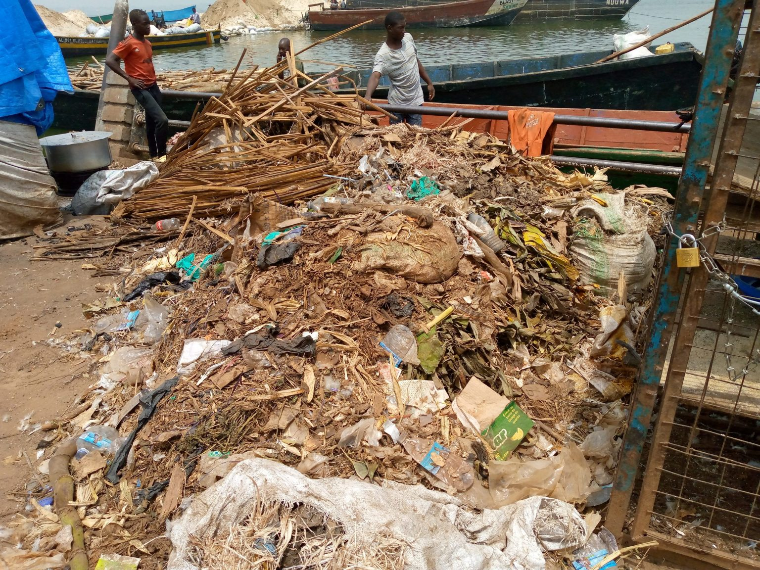Plastic Pollution of Lake Victoria in Uganda: Who is to Blame?
